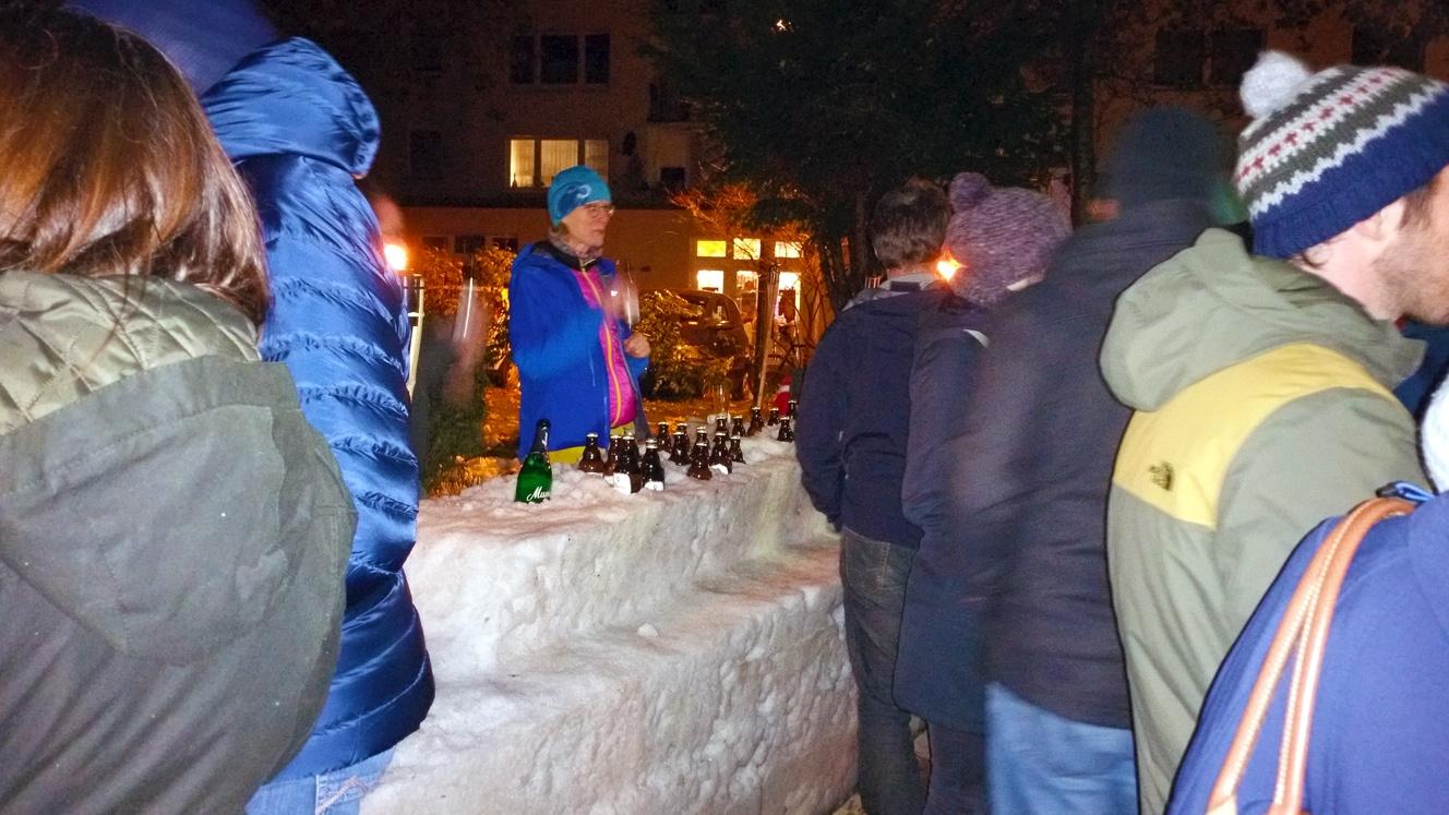 Schneebar bei Sport Spezial (Venn 5)