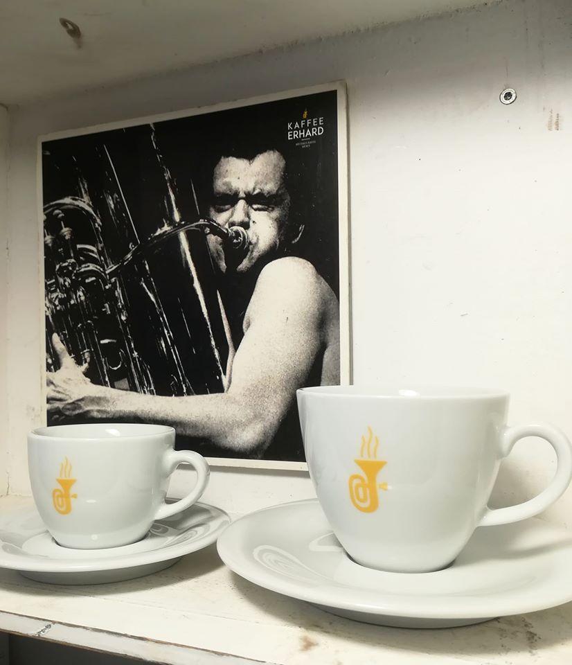 Tuba-Tassen vom Erhard